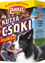 Panzi csoki kutyáknak 100 g