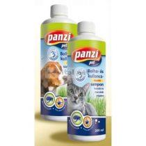 Panzi sampon 200 ml kutyáknak és macskáknak bolha-kullancs riasztó