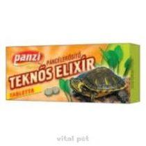 Panzi vegyszer dobozos teknős elixir