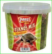 Panzi vödrös táp teknős mix 1 liter