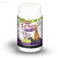 Panzi FitActive Fit-a-Complex vitamin 60 db-os multivitamin szőlő