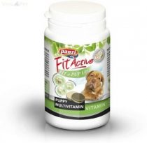 Panzi FitActive Fit-a-Pup Up vitamin 60 db-os kölyök multivitamin