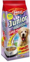 Panzi regular 10 kg junior száraz kutyatáp bárány-rizs