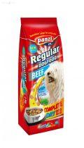 Panzi regular 2 kg száraz kutyatáp marhás