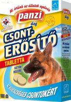 Panzi - Calcium tabletta 100 db-os kutya csonterősítő