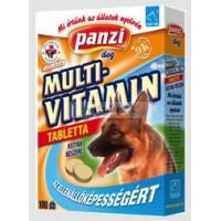 Panzi - Cani-tab kutya vitamin 100 db-os multivitamin