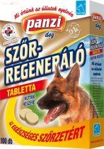 Panzi - Cani-tab kutya vitamin 100 db-os szőrregeneráló