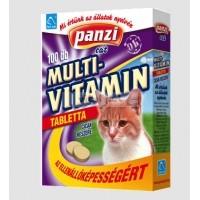 Panzi - Feli-tab cica vitamin 100 db-os multivitamin