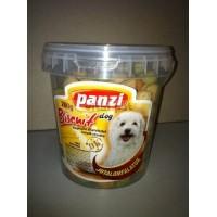 Panzi Biscuit 260 g kutya keksz többféle vödrös kistestűnek