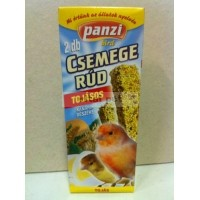 Panzi csemege dupla rúd 135 g kanári tojásos