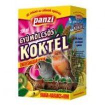 Panzi gyümölcsös koktél 200 ml énekesmadaraknak
