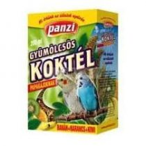 Panzi gyümölcsös koktél 200 ml papagájoknak