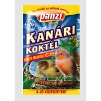 Panzi koktél 50 ml kanári zacskós