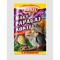 Panzi koktél 50 ml nagypapagáj zacskós