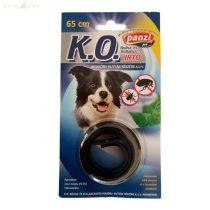 Panzi nyakörv K.O. kutya bliszteres piros 65 cm
