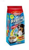 Panzi regular 10 kg száraz kutyatáp bárány-rizs