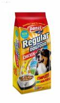 Panzi regular 10 kg száraz kutyatáp csirkés