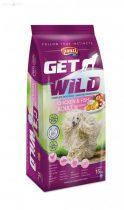 Panzi GetWild 15 kg Adult (csirke&hal+alma)