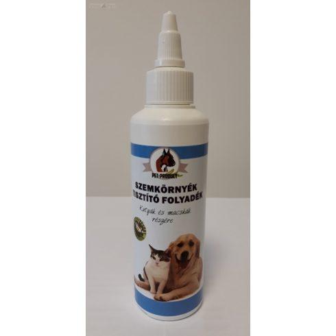 Pet  Product  gyögynövényes szemtisztító folyadék 100 ml