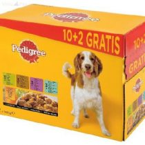 Pedigree 12 pack alutasakos ADULT