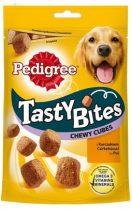 Pedigree Tasty Bites 130g Chewy Cubes puha falatkák csirkés