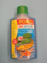 POND LINE tavi antiklór (vízkezelőszer) 250 ml (2500 literhez)