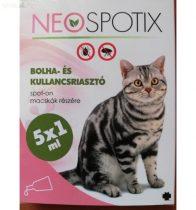 Preventix Spot on csepp cicáknak (5x1 ml)