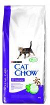 Cat Chow  Adult Hairball Control 15kg  (szőrlabda képződés megelőzésére)