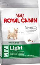 Royal Canin SHN Mini light 2 kg