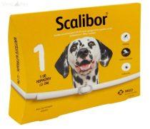 Scalibor gyógyszeres nyakörv 65 cm