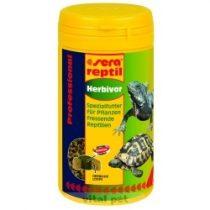 SERA Professional reptil Herbivor 250 ml növényevő hüllőknek
