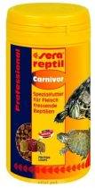 SERA Professional reptil Carnivor 250 ml húsevő hüllőknek
