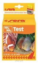 SERA ammónium/ammónia teszt ( NH3/NH4 ) 15 ml