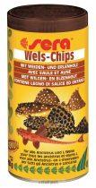 SERA Wels-Chips 250 ml