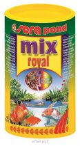 SERA Pond Mix Royal 3,8 l  (3000ml+800ml GRÁTISZ)