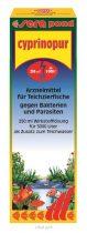 SERA Pond Cyprinopur 250 ml 5000 litherhez fertőző hasvízkór, tavaszi v