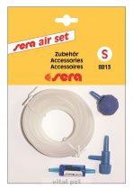"SERA Air set ""S"" (2m légvez.,1db vissz.zelep,1db porl.kő)"