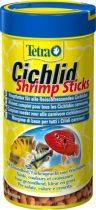 Tetra Cichlid Shrimp Sticks 250 ml főeleség húsevőknek