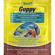 Tetra Guppy 12 g lemezes természetes színfokozóval