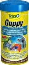 Tetra Guppy 250 ml lemezes természetes színfokozóval