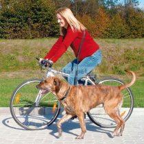 TRIXIE biciklis póráz