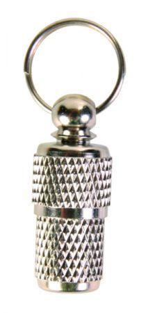 TRIXIE címtok, névtartó ezüst