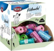 Trixie ürülék felszedő színes zacskó 20 db-os tekercs