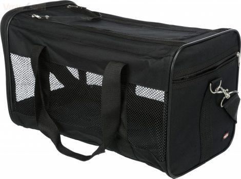 TRIXIE cicaszállító textil táska 48x27x25 fekete