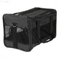 TRIXIE kutyaszállító textil táska 55x30x30 fekete