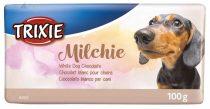 TRIXIE kutyacsoki táblás fehér 100 g
