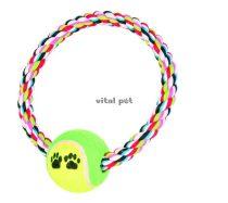 TRIXIE kutyajáték- teniszlabdás fogselyem