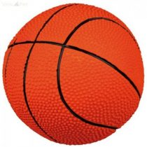 TRIXIE kutyajáték basketball latex 13 cm