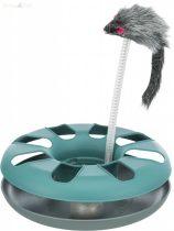 TRIXIE cicajáték műanyag kergetős játék+egér és labda 24/29 cm