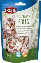 TRIXIE jutalomfalat Premio Roll's csirke 50 g